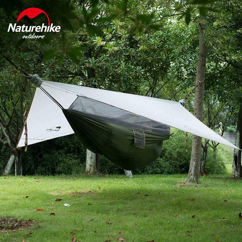 See larger image & Naturehike Ultralight Hanging Tent Outdoor Hammock With Bed Net ...