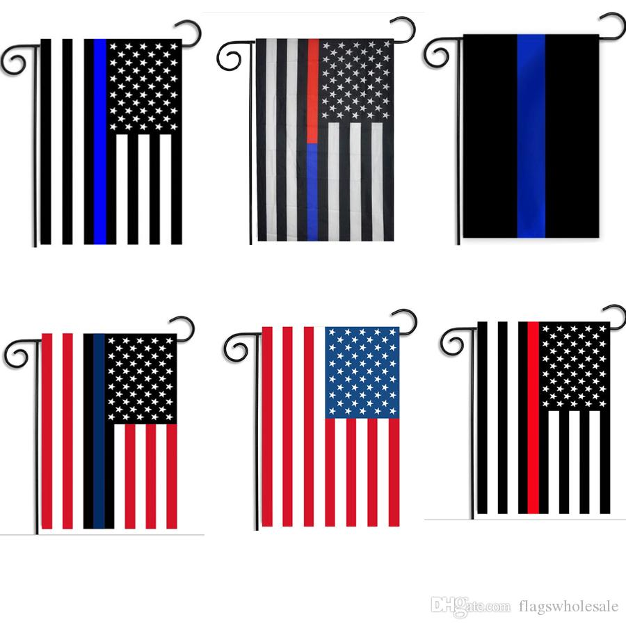 Line Police Flags 12 Red Acquista 3045 Blue 18 Cm b7Y6yvfg