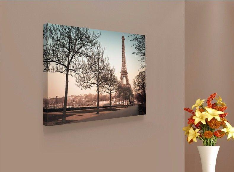 2016 heißer Verkauf landschaft single painting Turm Moderne für Home Wall Decor bäume Kunst HD Drucken Malerei