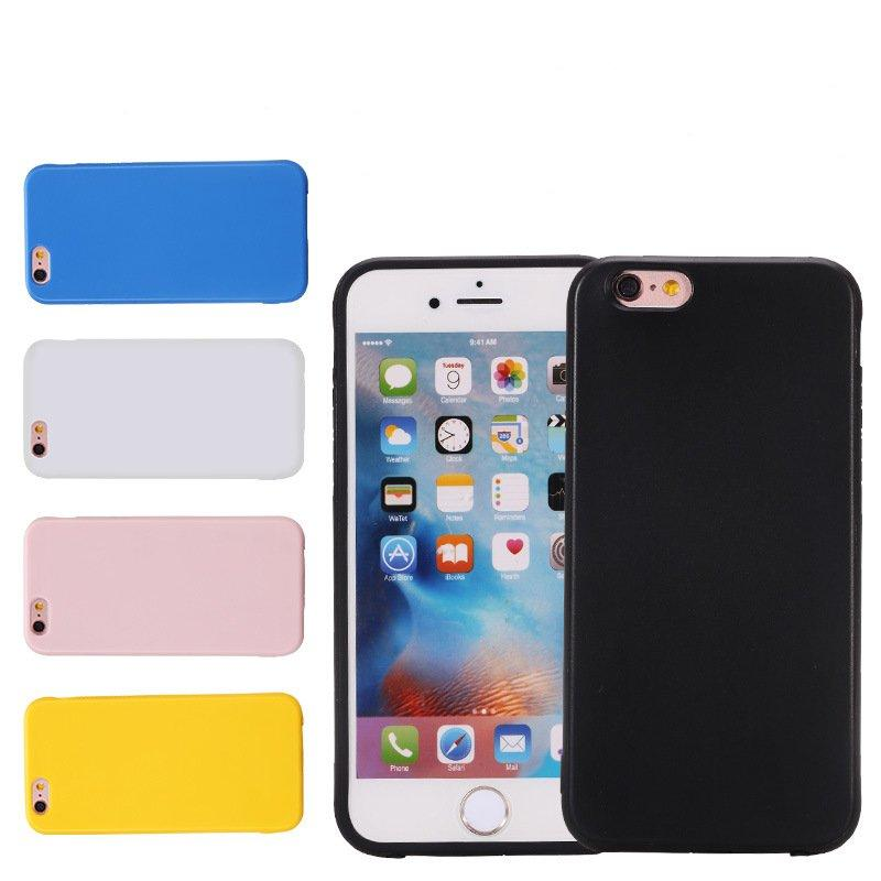For iPhone x xs max xr 8 7 6 6s plus case Premium Flexible Soft TPU Bumper Silicone Case with Electroplate Frame Fit for iPhone cases
