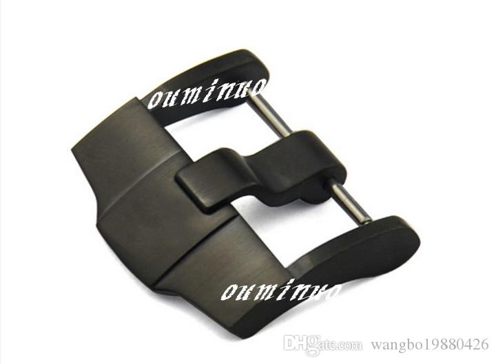 Livraison Gratuite 24 mm New steel Brushed Watch Bracelet Strap broche Boucle Pour AP Watch bracelet de bande