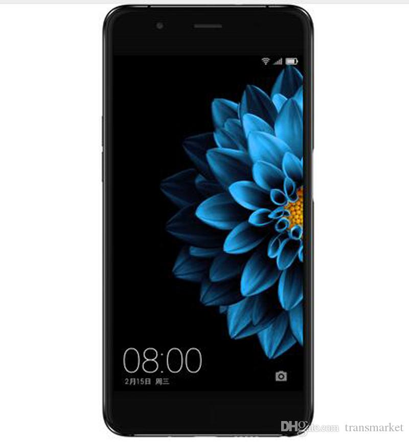 """Hisense A2 Support Mobilephone 5.5Inch Support Fast Charge 4GB+64GB 5.5""""Double-sided 2.5D Curved Corning Fingerprint 5.2Inkscreen Smartphone"""