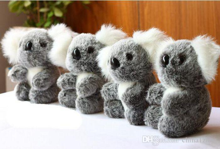Koala Plush Toy Doll Koala Bear Plush Toys Lovely AU Koala Bear Doll Baby Toys Kids Educational Toys DHT144