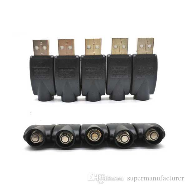 O-Kalem Pil Kablosuz eGo USB Şarj Elektronik Sigara şarj siyah usb şarj adaptörü ego usb şarj kablosuz