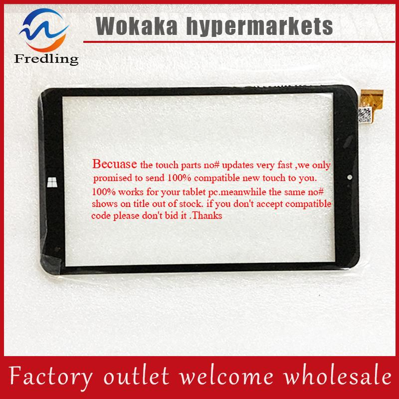 All'ingrosso-Orignal 8 '' tablet PC Prestigio MultiPad Visconte Quad 3G PMP881TD digitizer touch screen sensore di vetro