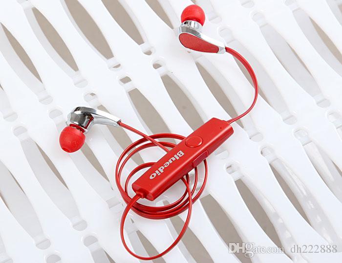 Bluedio N2 Auricular Bluetooth V4.1 Auricular HIFI Deportes Inalámbricos Estéreo Auriculares Prueba de sudor Conexión de Punto Múltiple Comando de Voz US05