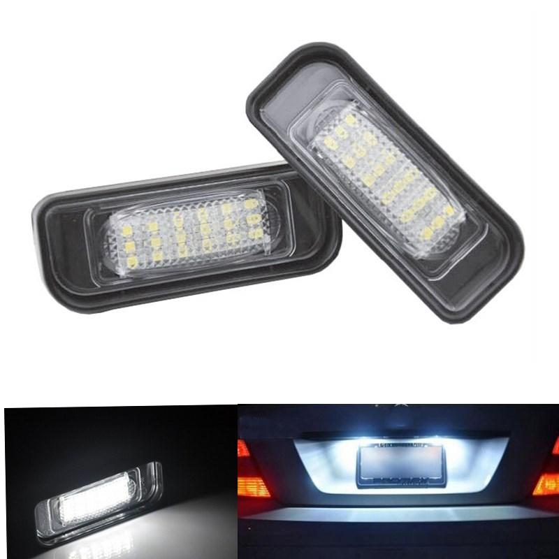18 Led Error Free Number License Plate Light Car Bulbs Auto Lamp Car ...