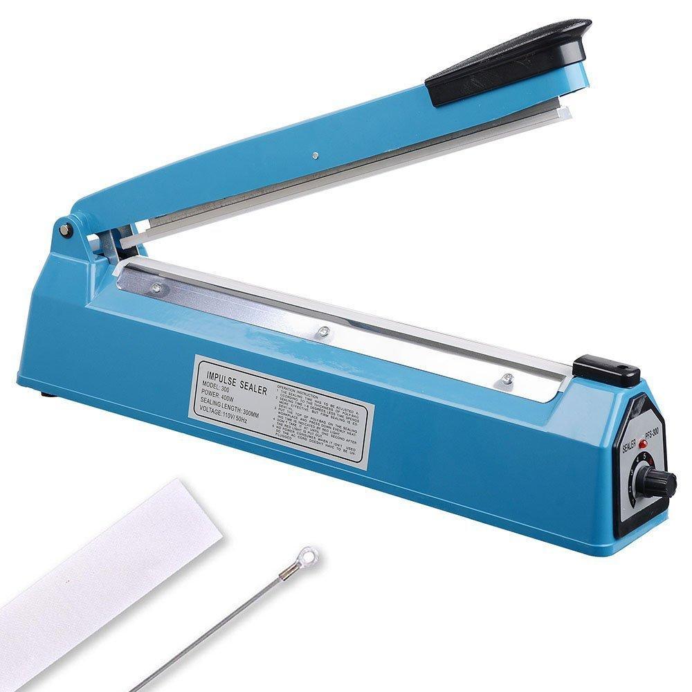 Manual and industrial bag sealer. Main types of equipment 49