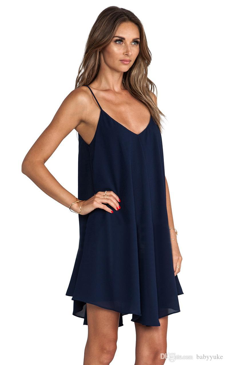 Sexy Vestidos Casuais Ondas aproveitar vestido vestido de cinta Cruz-vestidos de verão mulheres Vestido de Noite define uma Peça z14