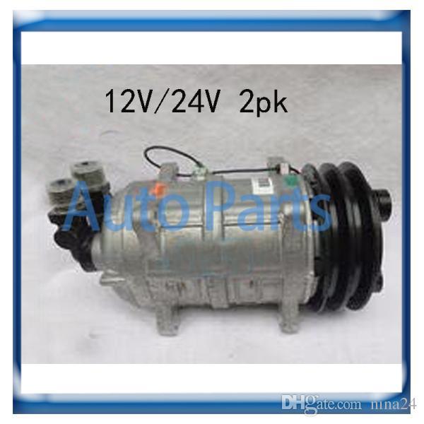compresor de aire acondicionado automático TM16 Z0006361A 12V 24V 2pk 8pk