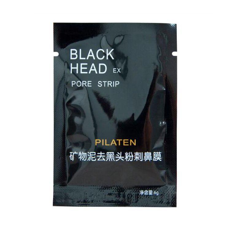 2019 Pilaten Minerals Facial Minerals Conk Nose Blackhead Make Mask Pore Cleanser Нос Черная голова Ex Pore Strip DHL бесплатно