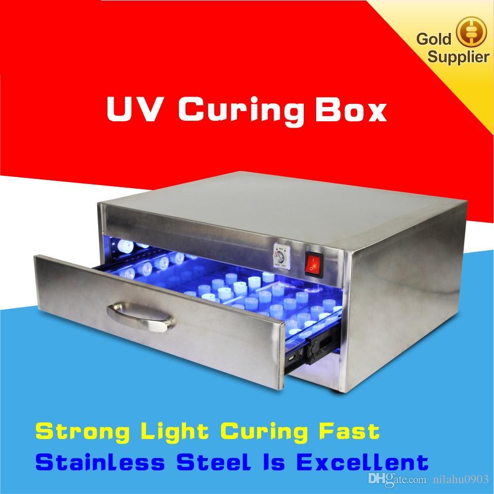Lumière 100w Ultraviolette Pour Led Four Liquide Téléphone Adhésif De Rénovation Durcissement Uv La Lampe 3l1FcTJK