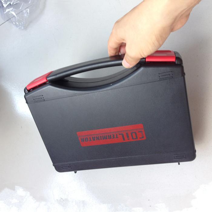 Kit d'outils de terminaison de bobine professionnelle bricolage accessoires de cigarette électronique kit d'outils pour RDA RTA RTA RDTA Atomiseur Coil Terminator kit