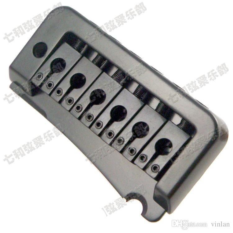Chitarra Parti corde chitarra Bridge Saddle Hardtail Bridge Top Load Chitarra elettrica Ponte Accessori strumenti musicali