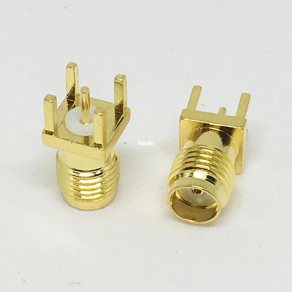 SMA Printbuchse Stecker Male für PCB Leiterplatten