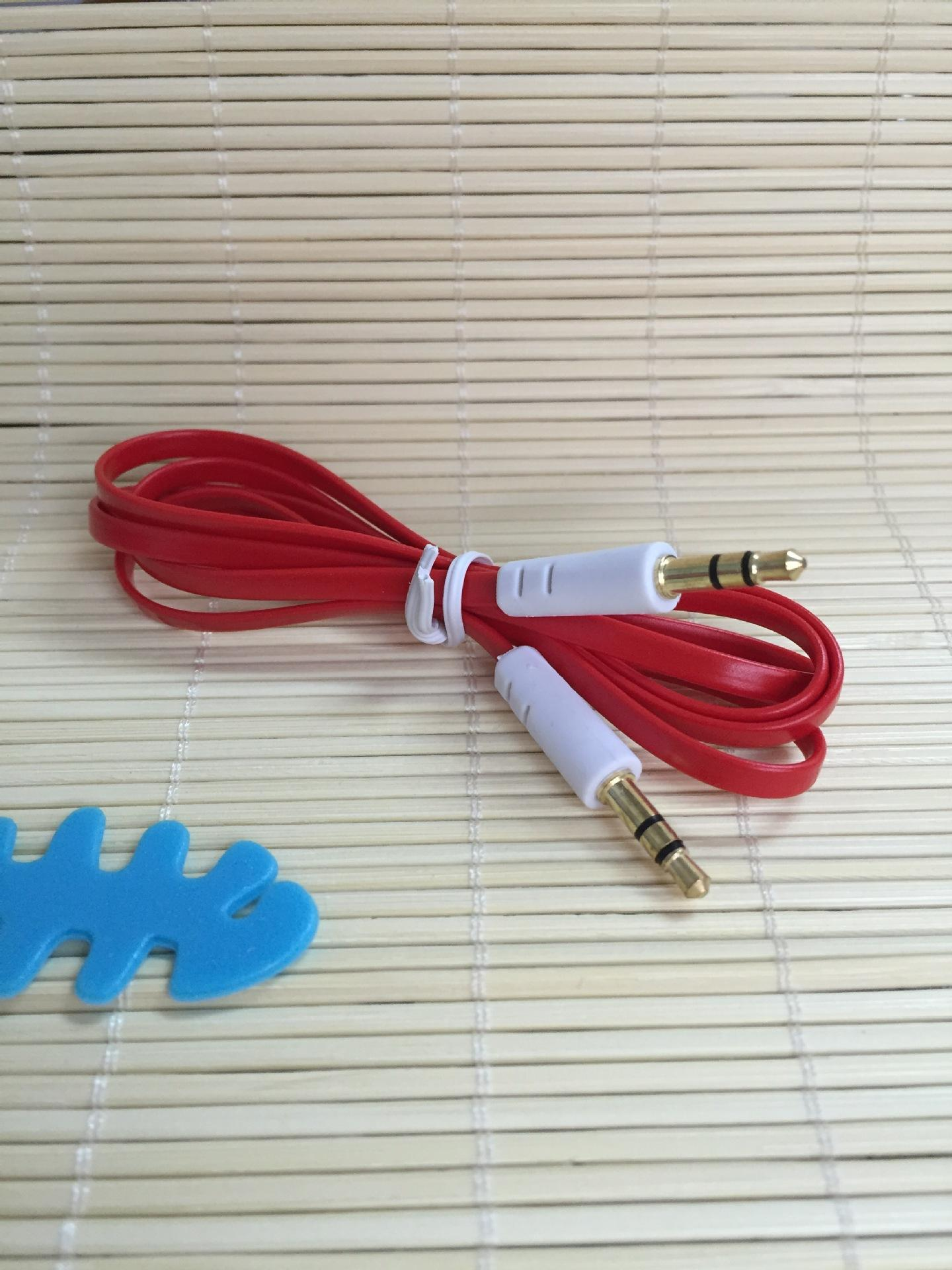 3.5mm Male to Male M/M Stereo Audio Jack for AUX Auxiliary Cable Extended Auxiliary Cable Smart Phone Tablet Audio aux cable 1M 3FT