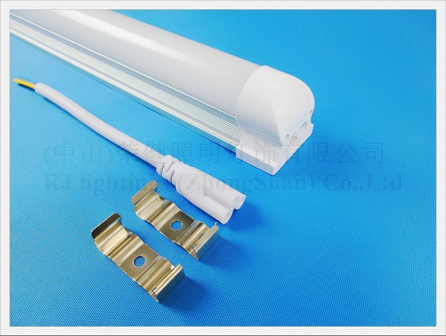 klassischer Stil RongJian RJ integrierte LED-Röhrenlampe T8-Leuchtstoffröhre AC85V-265V 2FT 3FT 4FT 5FT 6FT 8FT