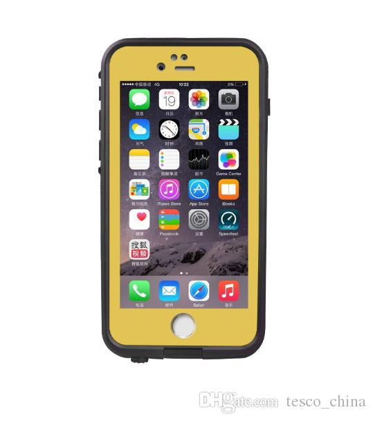 Newest Waterproof Phone Cases for Iphone 6 6s 6plus 6s plus Unique Design New Arrival