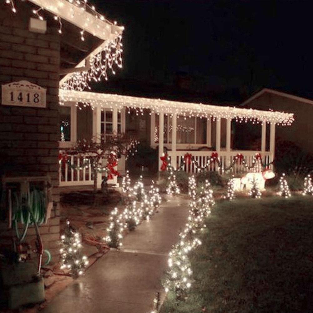 Wholesale 2 4m 24 Led Waterproof Holiday Fairy String Lighting For Decor Home Outdoor Christmas Festival Party Fairy Led Strip Light