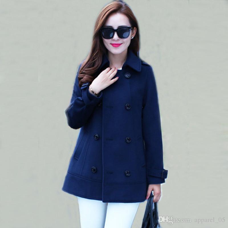 49da1528231a4 2019 2016 Plus Size Women S Fall And Winter Clothes Newest Fat Female  Elegant Cape Style Coat Jacket Woolen Coat Manteau Femme From Apparel 05