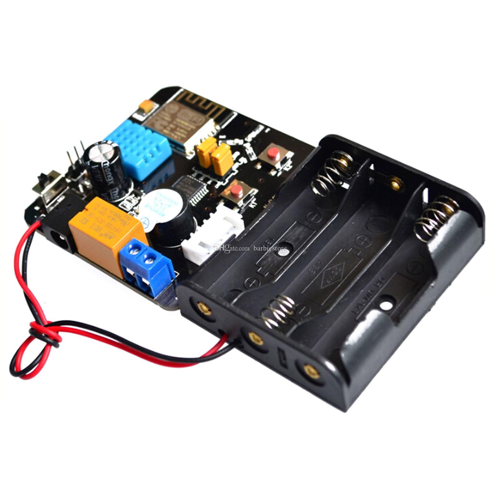 Neues ESP8266 WIFI Serien-drahtloses Test-Brett T5 ESP-13 für Arduino 802.11b B00303