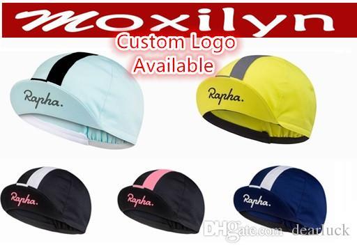 d1daf73884e 2019 Custom Unisex Logo Printed Sports Baseball Running Cycling Bike Head  Cap Hat Quick Drying Cycling Hat From Dearluck