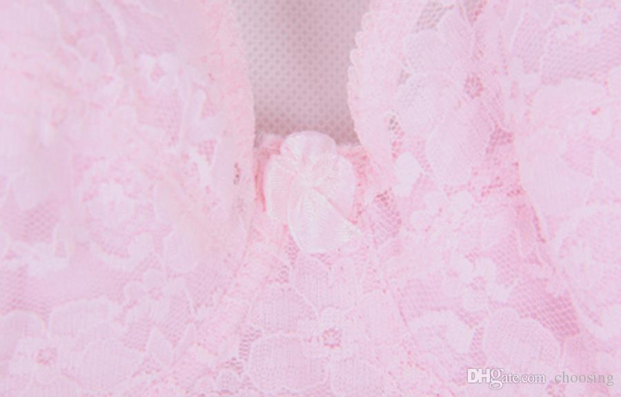Легкий хлопковый бюстгальтер Super Thin B C-Cup. Вещь. Женский бюстгальтер Lolita Style Brassiere Underwear. Три крючка и глаз