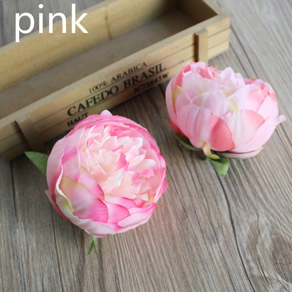 10cm Peony ,artificial Flower Heads,DIY Supply,wedding & Home ...