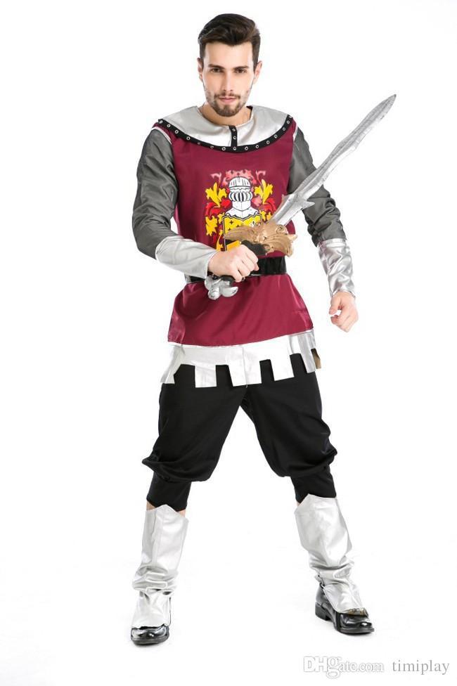 Halloween Swordman Costume Roman Gladiators Costume Man Of Prowess Warrior Costume Halloween Cosplay Halloween Costume Theme Themes For Halloween Costumes ...  sc 1 st  DHgate.com & Halloween Swordman Costume Roman Gladiators Costume Man Of Prowess ...