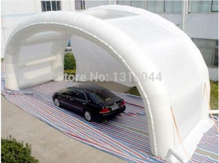 Online Cheap Outdoor Shell Shape Folding Waterproof Inflatable Car