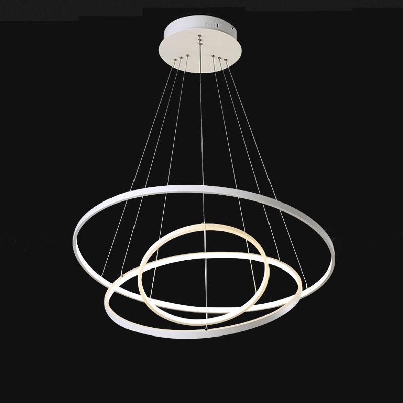 Modern LED Chandelier Acrylic Lights Lamp for