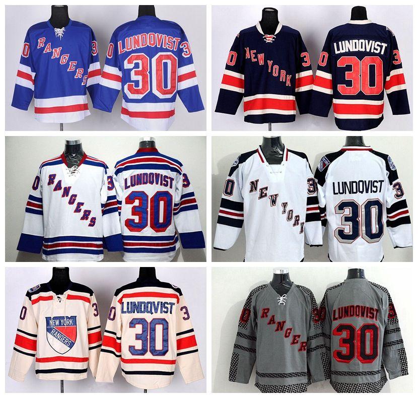582334902 ... New York Rangers 30 Henrik Lundqvist Jerseys Ice Hockey Stadium Series  Lundqvist Rangers Jersey Winter Classic ...