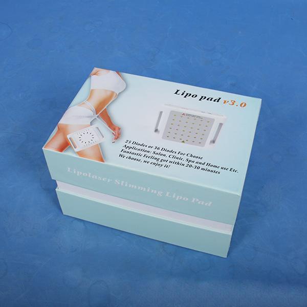 Mini lipolaser Japan diode lipo laser 650nm wevalength diode lipolaser i lipo laser weight loss body slimming machine for home use