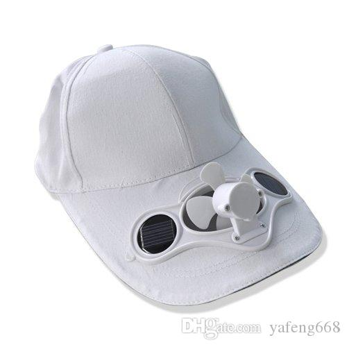 Sun Visor Cap Summer Baseball Cap Benn Wholesale Fashion New Solar Fan Cap 1422efb1475