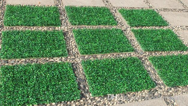 plastic tapete de grama de simulação artificial grama de criptografia grama artificial grama gramado relvado tiro propsdecorations 60 CM * 40 Cm