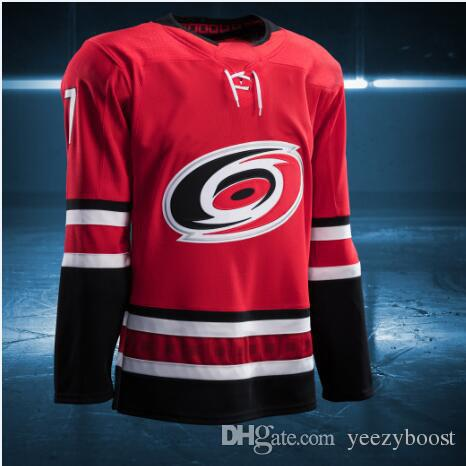 los angeles e9493 a5be6 carolina hurricanes 11 jordan staal black third jersey