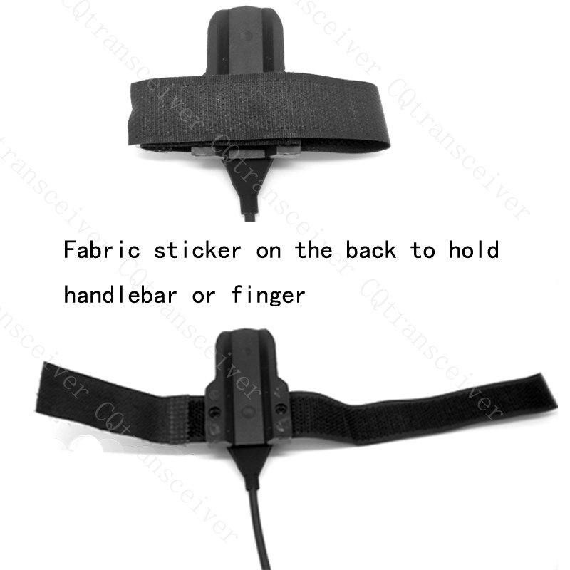 Full Face helmet Racing Headset Speaker Microphone with Handle bar PTT for Baofeng handheld radio UV5R UV3R PLUS 777S 666S 888S