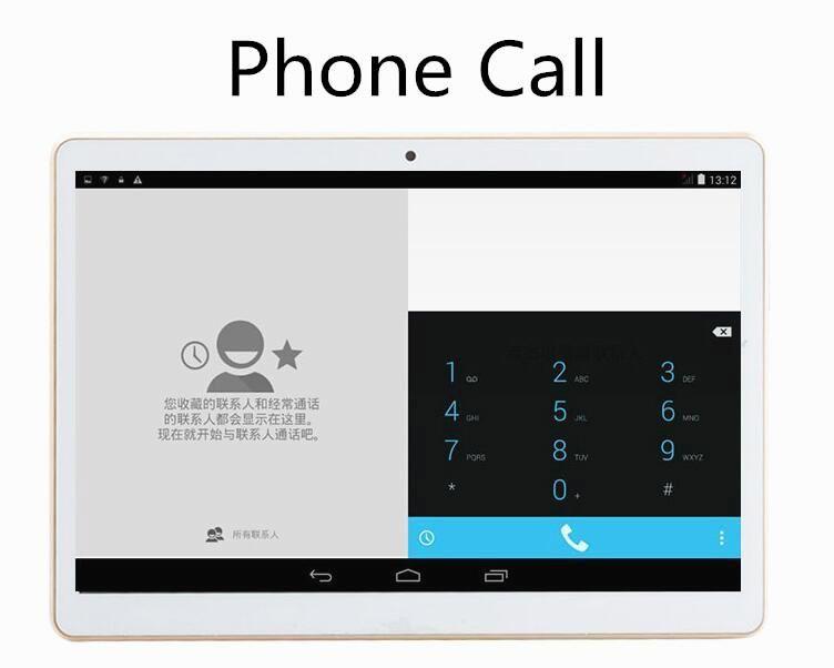 Best 9.7 inch tablet pc dual sim card 3G 4G tablet pc mtk6592 OCTA Core 3G 4G phone 4GB RAM 32G ROM Dual Camera GPS Bluetooth FM Wifi 3G