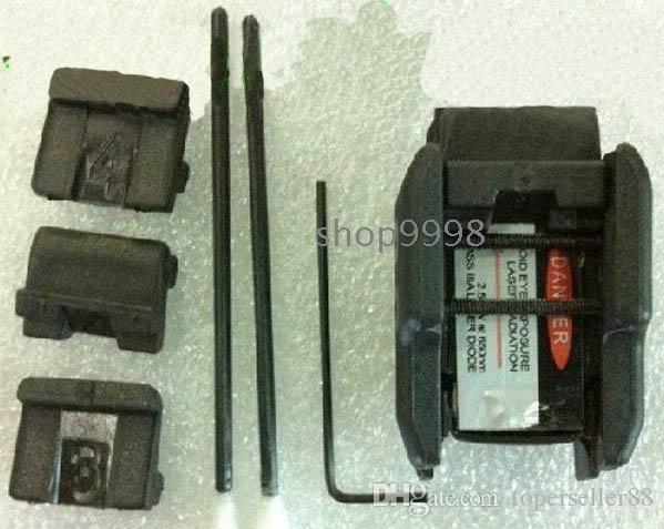Nuovo Crimson Trace mirino laser CMR-201 della guida Maestro universale micro mirino laser rosso nero