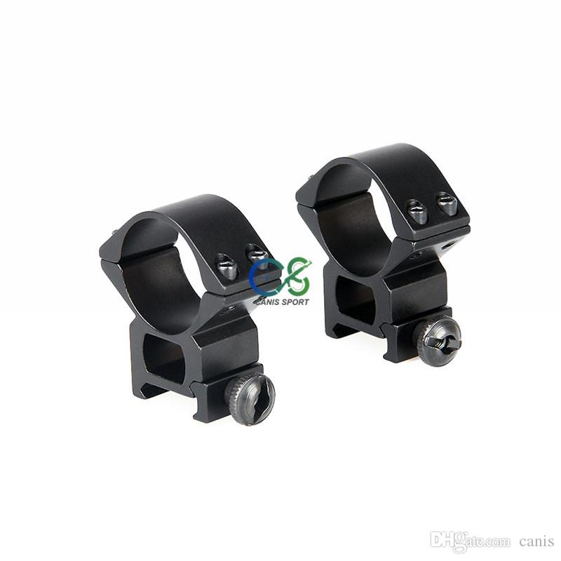 New Arrival 25.430mm Scope Mount for Outdoor Use Black Color CL24-0140