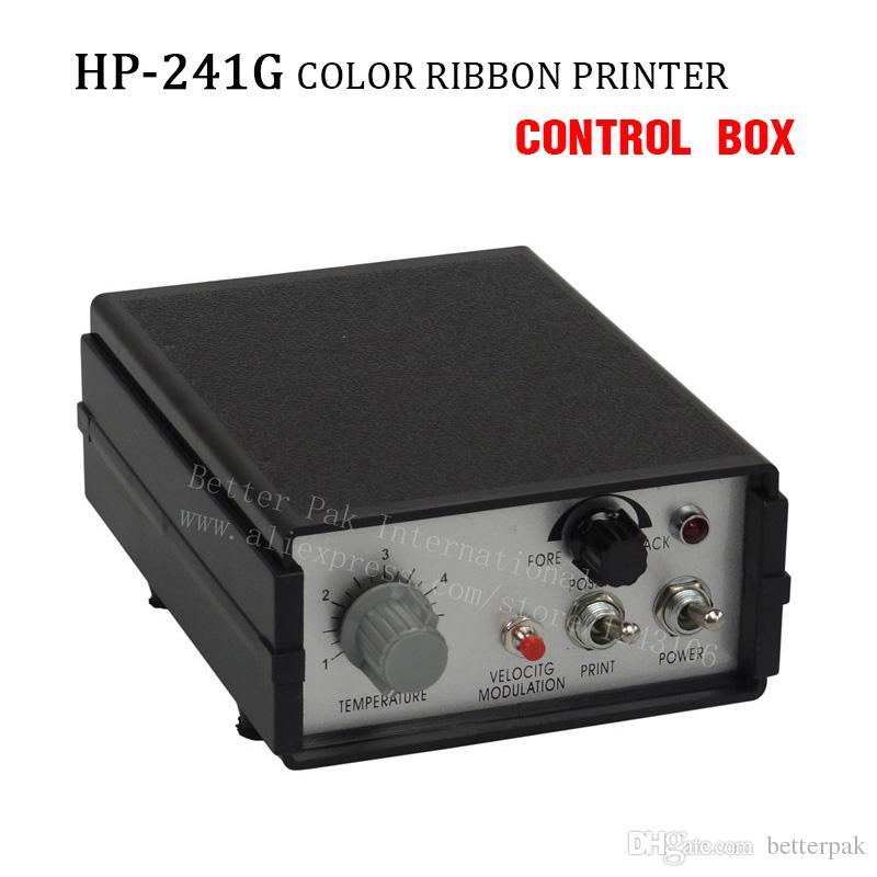 2018 Control Box Color Ribbon Hot Printing Machine,Heat Ribbon ...
