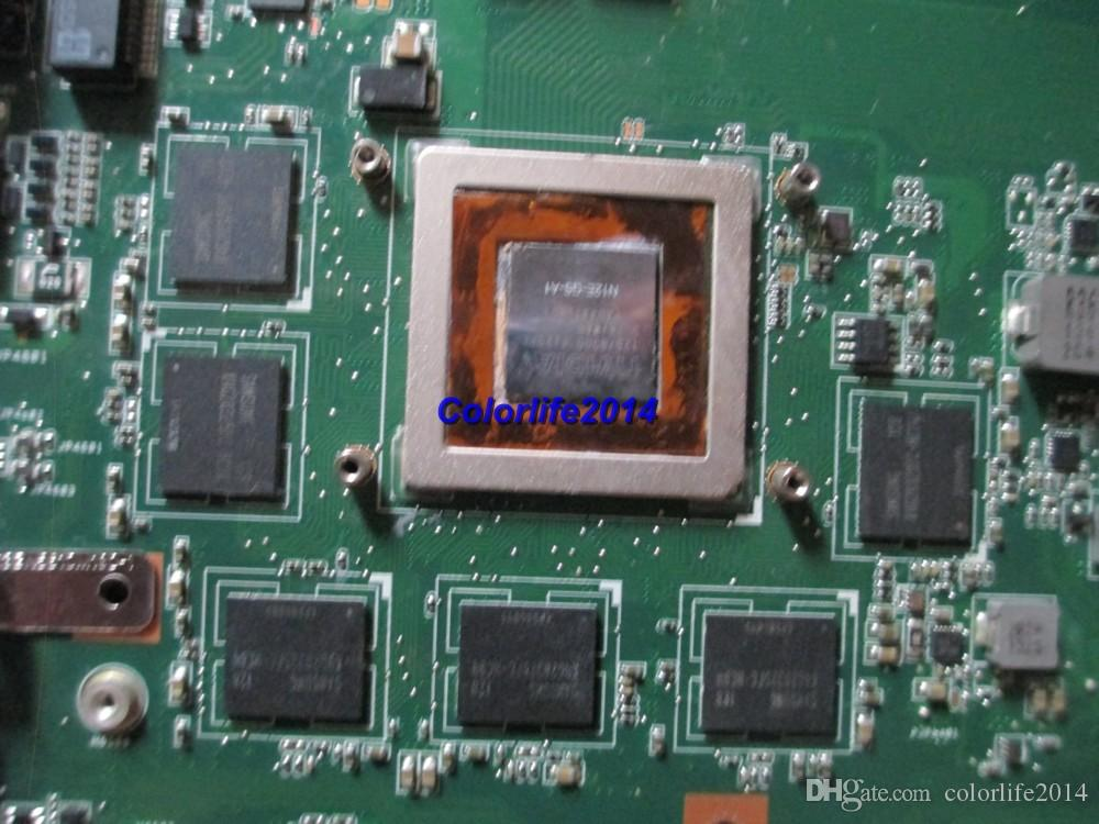 for ASUS G74SX REV:2.0 w 12 vram GTX560M/3GB Laptop Motherboard System board/Mainboard fully tested & working perfect