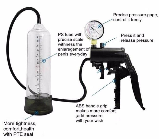 manual penis pump