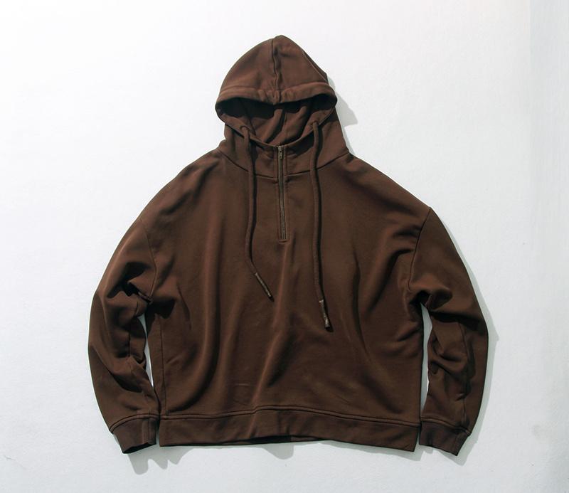 Half hoodie