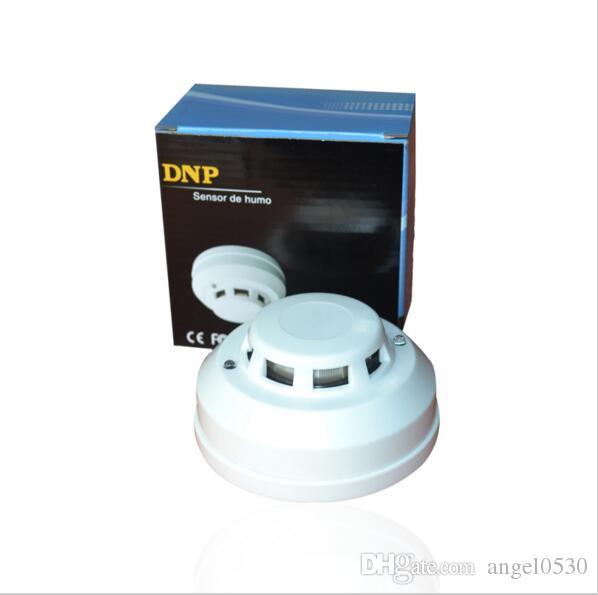 كهروضوئية كاشف الدخان 12V شبكة إنذار الحريق PD-01