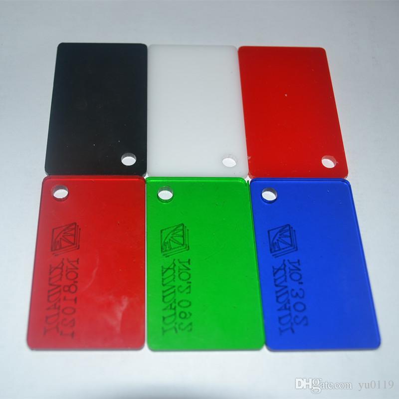 Acrylic Plexiglass Multicolor Sheet Home Hotel Building Supplies ...