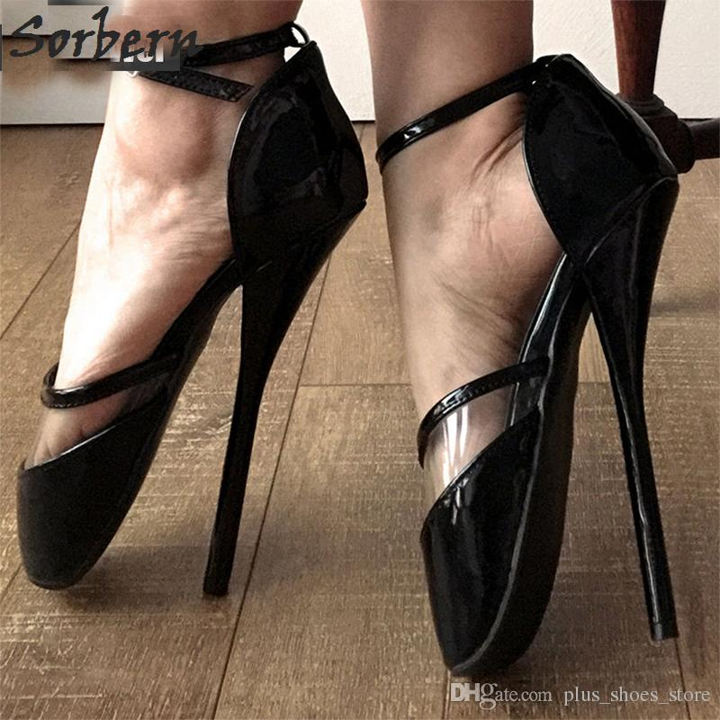 Ballerine shoes porn