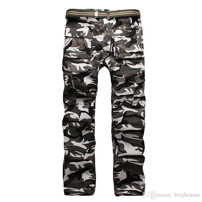 Men S New Arrival Camo Pants Stylish Slim Elastic Waist Trousers Navy  Blue Green Black Camouflage Size 28 40 With High Quality Jeans Pants UK  2019 From ... e457c51ee85