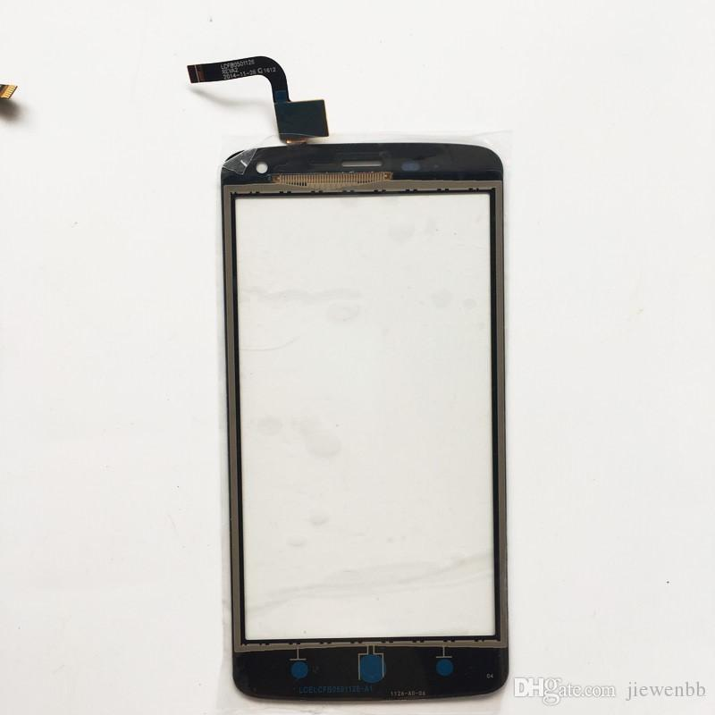 5.0 inch Touch Screen Digitizer Glass For ZTE Blade L2 plus L370 C370 Digitizer Touch Glass Panel Sensor