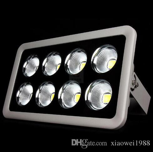 L'ÉPI IP66 400W a mené la lumière d'inondation extérieure de puissance élevée de projecteurs mené de station service allumant les lumières d'auvent menées imperméables à CA 85-265V 444